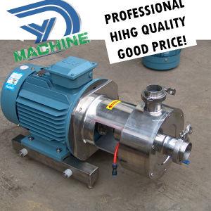 High Quality Sanitary Homogenizer Pump pictures & photos