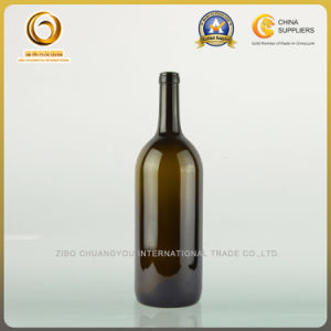 1500ml Large Bordeaux Red Wine Glass Bottle (036) pictures & photos