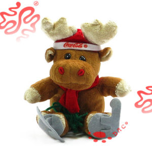 Plush Christmas Toy and Reindeer pictures & photos