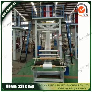High Quality HDPE LDPE Mini Plastic Film Blowing Machine for Shopping Bag Sjm-Z45-1-850 pictures & photos