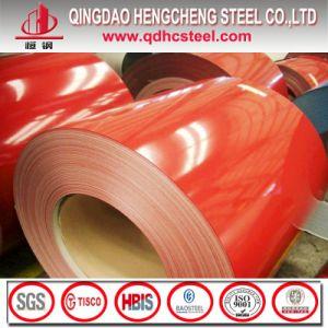 ASTM A653/SGCC Zinc PPGI Color Coated Steel Coil for Building pictures & photos