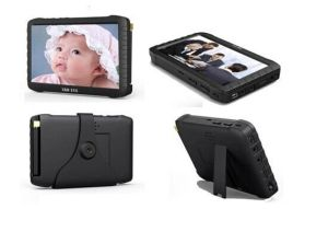 "5.8g 5"" HD LCD Mini Baby Camera DVR Monitor No Blue Screen Monitor with Battery Powered, Camera Recorder pictures & photos"