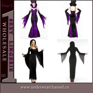Adult Theatrical Deluxe Fairy Party Witch Carnival Halloween Costume (TENN8810) pictures & photos