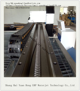 CNC Ce Waterjet Cutting Machine Stuctural Type pictures & photos