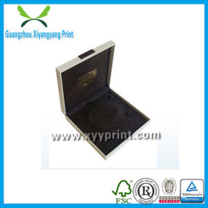 High Quality OEM Design Custom Paper Watch Box with Sponge pictures & photos