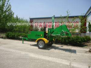 40HP Diesel Engine Wood Chipper pictures & photos