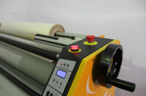 MF1700-F1 Single Side Pneumatic Hot Laminating pictures & photos