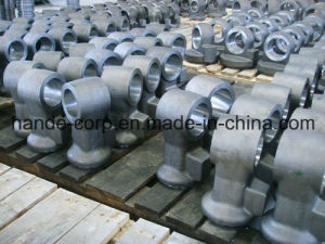 Hydraulic Cylinder Head Forged Cylinder Ends pictures & photos