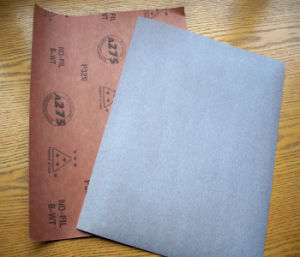 """Three Star-A275"" Non-Loading Abrasive Paper (FPA101) pictures & photos"