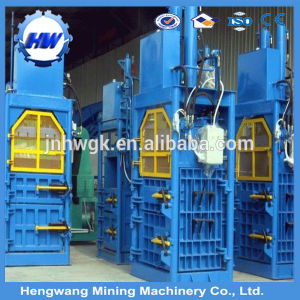 Hydraulic Waste Paper and Plastic Bottle Baler pictures & photos