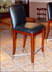 Hotel Furniture/Restaurant Furniture/Bar Chair/Hotel Bar Area Furniture/Bar Table and Bar Stool (GLB-005) pictures & photos