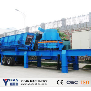 Good Quality and Low Price Portable Sand Making Machine pictures & photos