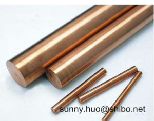 Best Performance of Wcu Tungsten Copper Alloy Bar/Rods pictures & photos