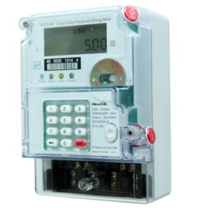 Sts Prepaid Meters (DDSY1088)