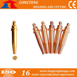 G02 Cutting Nozzle Tip, Best Cutting Nozzle for Small Gantry Plasma Cutting Machine pictures & photos