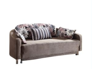 Fabric Functional Leisure Sofa Bed pictures & photos