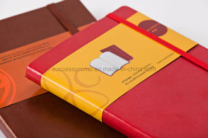Wholesale PU Soft Cover Diary and Moleskine Notebook pictures & photos