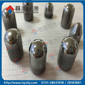 Ground Carbide Spherical Button for Removal Stones pictures & photos