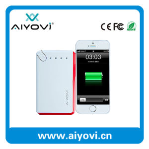 High Capacity Emergency Charger 18650 Li-ion Battery/ Portable USB Charger 10000mAh pictures & photos