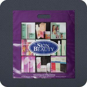 Reusable Plastic Die Cut Handle Shopping Bag pictures & photos
