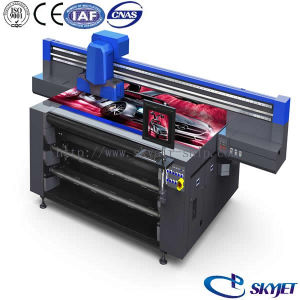 Hot Selling UV Flatbed Metal Printer