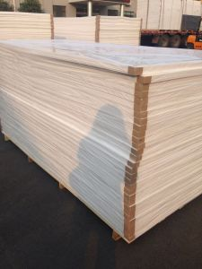 Printable White PVC Foam Board 4X8′ pictures & photos