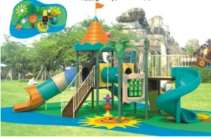 outdoor Playground (QQ12035) pictures & photos