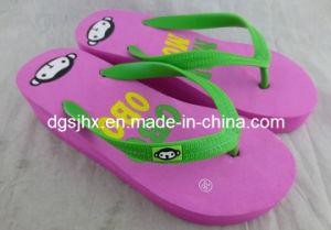High Heel EVA Flip Flop Sandals pictures & photos