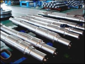 Qualified Forged Shaft (ASTM)
