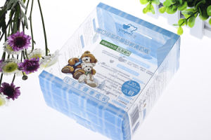 Professional Waterproof Clear PVC/PP Plastic Packaging Box pictures & photos