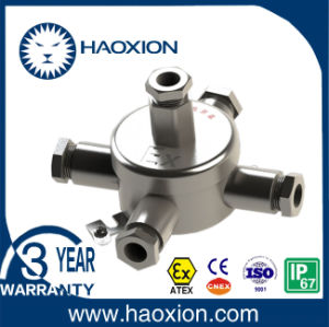 3 Years Warranty Stainless Steel Explosion Proof Junction Box pictures & photos