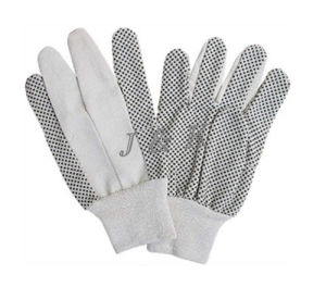 PVC Dotted Safety Gloves (JK41001B) pictures & photos