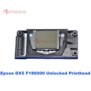 100% Original Unlocked Dx5 F186000 Eco Solvent Print Head