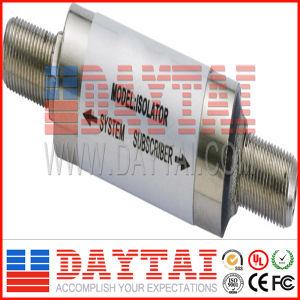 5-1000 MHz 3kv CATV Ground Isolator pictures & photos