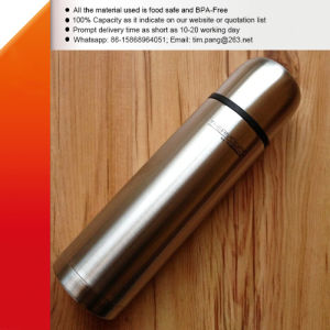 1000ml Vacuum Metal Water Flask pictures & photos