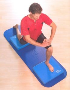 balance pad ,Shoulderstand Foam,exercise mat pictures & photos