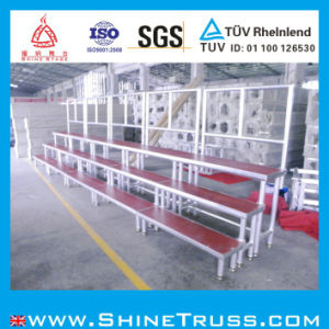 Aluminum Structure Frame Plywood Stage pictures & photos