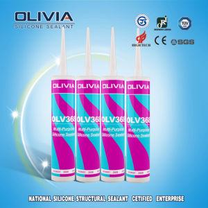Acetic Multi-Purpose Silicone Sealant (OLV368) pictures & photos