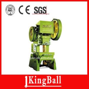 High-Efficient Power Press Machine J21s-10 Die Punching Machine CE Certification pictures & photos