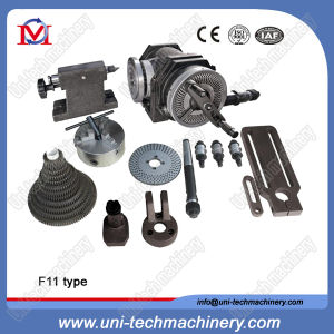 F11100A Universal Dividing Head for Milling Machine pictures & photos