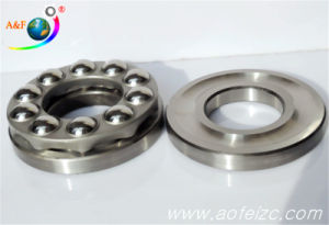 China Supplier Ball Bearing 51216 Thrust Ball Bearings for Water Pump pictures & photos