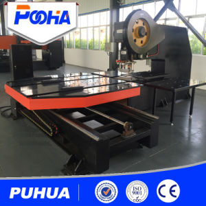 Mechanical CNC Punching Machine for Distribution Box pictures & photos