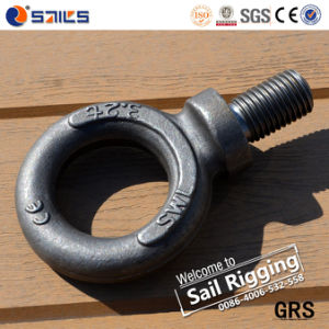 BS4278 Drop Forged Metric Dynamo Eye Bolt BS4278 pictures & photos