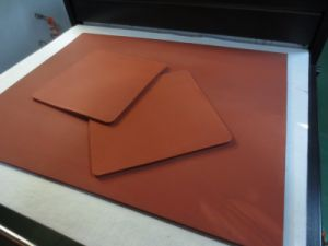 Silicone Rubber Pad for Heat Press Machine pictures & photos