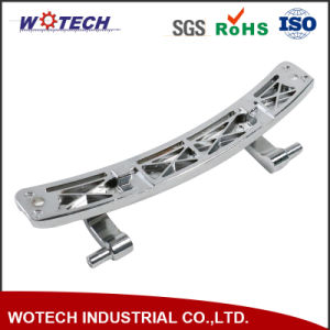 Window Handle Zamak Die Casting Products of Wotech pictures & photos