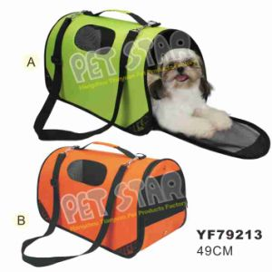 Oxford Fabric Pet Carrier Bag, Color Assorted pictures & photos