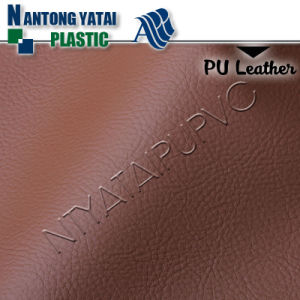 Hydrolysis Resistant PU Leather for Auto Seat with Excellent Air Permeability