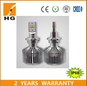 D2 LED Hi Low Beam 45W Philips LEDs Headlight Bulb pictures & photos
