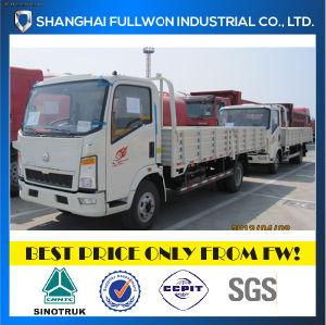 Sinotruk 5ton 4X2 Single Cab Light Truck pictures & photos