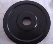 Olympic All Rubber Barbell Weight Dumbbell (USH-1201) pictures & photos